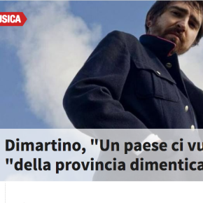 L'INTERVISTA A DIMARTINO SU REPUBBLICA.IT