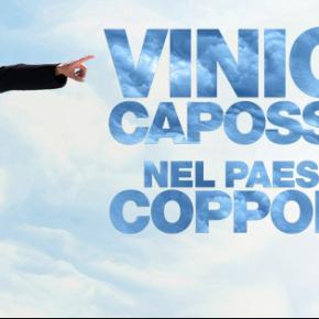 """""""VINICIO CAPOSSELA - NEL PAESE DEI COPPOLONI"""" IL FILM ARRIVA SUL GRANDE SCHERMO"""