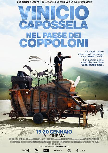 VINICIO CAPOSSELA NEL PAESE DEI COPPOLONI IL FILM