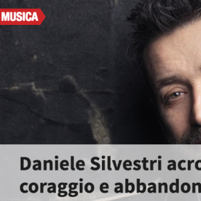 INTERVISTA A DANIELE SILVESTRI SU REPUBBLICA.IT
