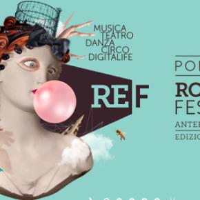 ROMAEUROPA FESTIVAL 2016: DAL 24 GIUGNO LE ANTEPRIME ESTIVE DEL FESTIVAL