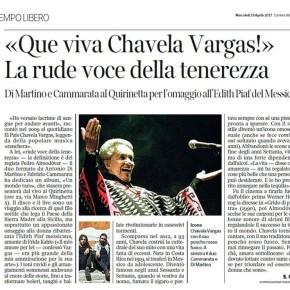 """IL """"MONDO RARO"""" DI DIMARTINO E CAMMARATA SU IL CORRIERE DELLA SERA"""