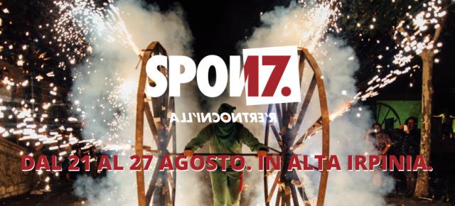 PRESENTATA OGGI A ROMA LA QUINTA EDIZIONE DELLO SPONZ FEST DI VINICIO CAPOSSELA, DAL 21 AL 27 AGOSTO IN ALTA IRPINIA