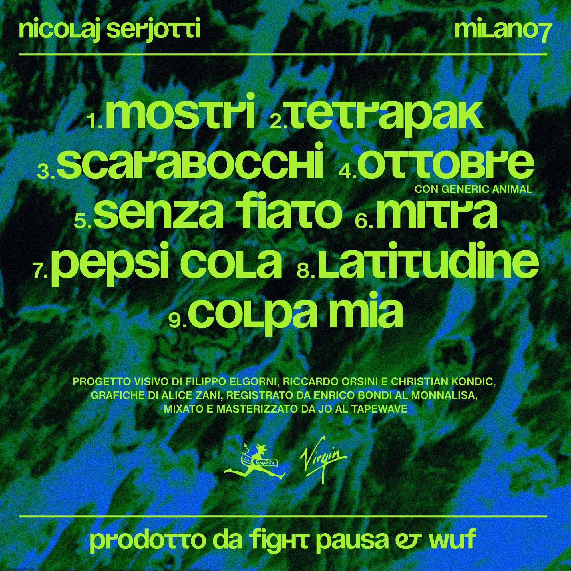 Nicolaj Serjotti - Milano 7